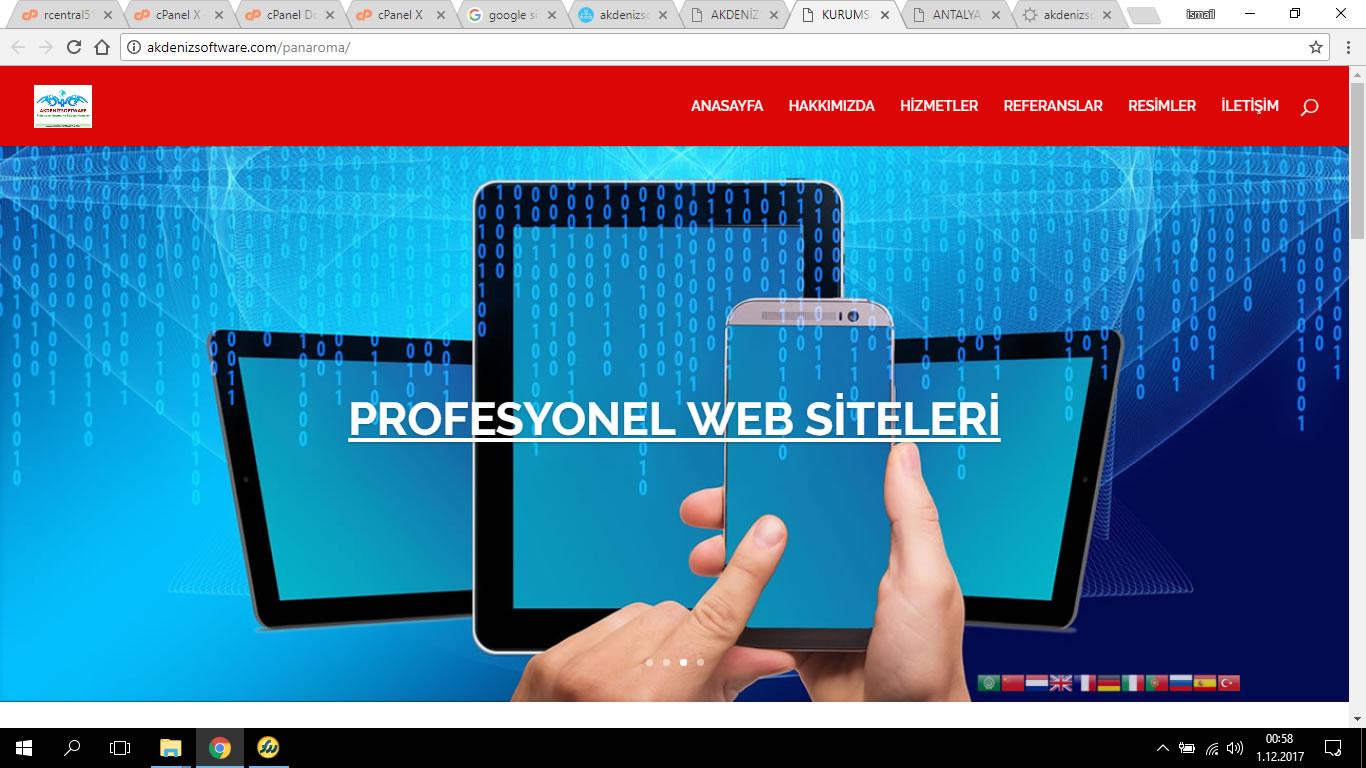 5 Günde 1250 TL lik Web Sitesi